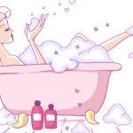 冷え性改善にお風呂で手っ取り早く温まる話題の入浴法と入浴剤4つを紹介!
