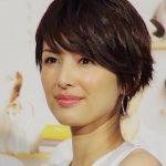 吉瀬美智子のキレイをつくる美容法!スキンケア法&メイク道具&髪型を調査!